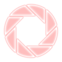 Aperture Science Battery Pink icon