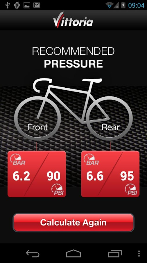 iTire Pressure- screenshot