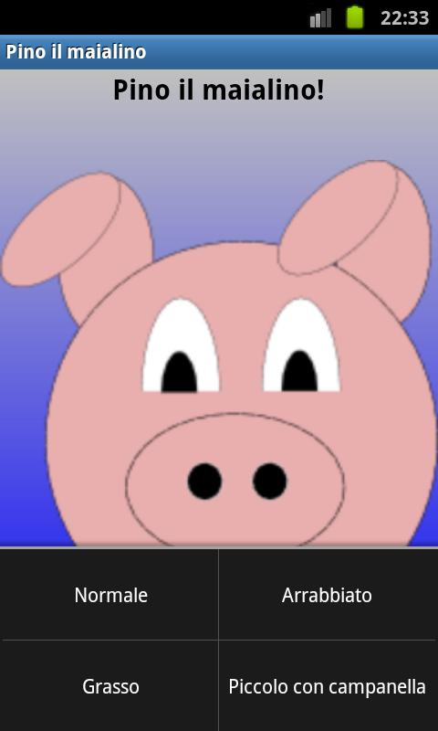 Pino The Pig full- screenshot