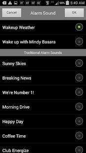 Alarm Clock WBAL-TV 11- screenshot thumbnail
