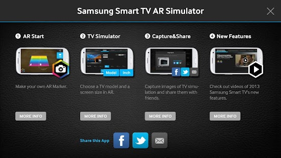 2013 Samsung Smart TV AR - screenshot thumbnail
