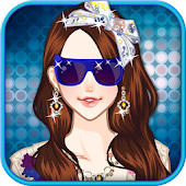 Girl Dress Up - Alps Makeover