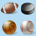 NBA NFL NHL MLB Team Name Quiz icon