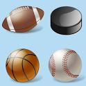 NBA NFL NHL MLB Team Name Quiz icon
