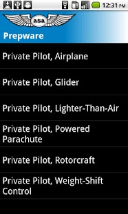 Prepware Private Pilot - screenshot thumbnail