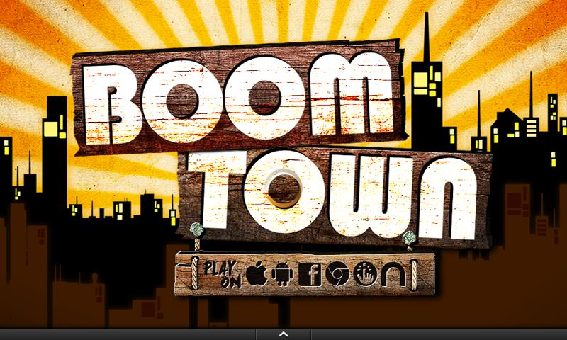 Boom Town! - screenshot
