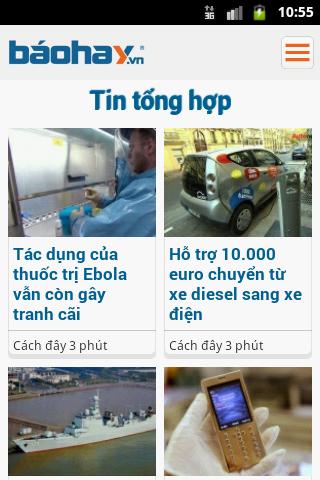 BaoHay - Đọc báo tin tức