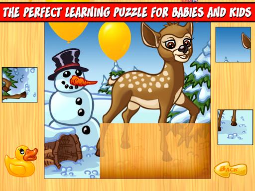 Animalpuzzle Forest - LITE