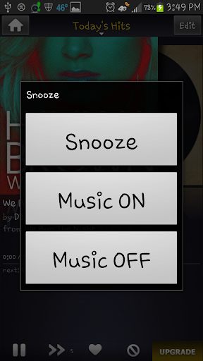 Slacker Radio Alarm Clock FREE
