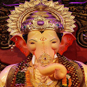 Ganesh Blinks Lwp Live Wallpap icon