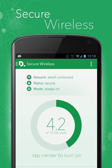 Secure Wireless- screenshot