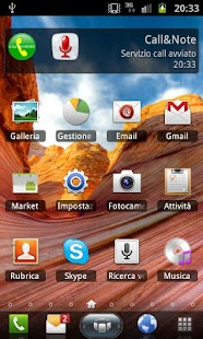 Call&Note Recorder Mailer PRO - screenshot thumbnail