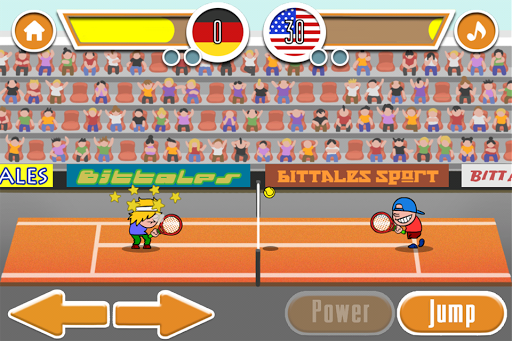 【免費體育競技App】网球比赛游戏-APP點子
