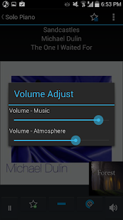 Calm Radio Multimix - Android - screenshot thumbnail