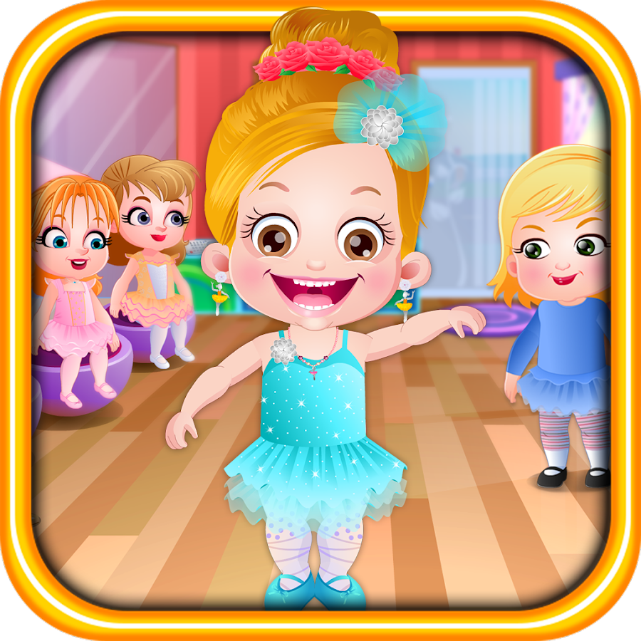 Baby Hazel Ballerina Dance- screenshot