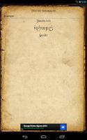 Screenshot of Elfic - Elvish Translator