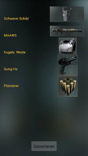 Advanced Warfare RandomClasses