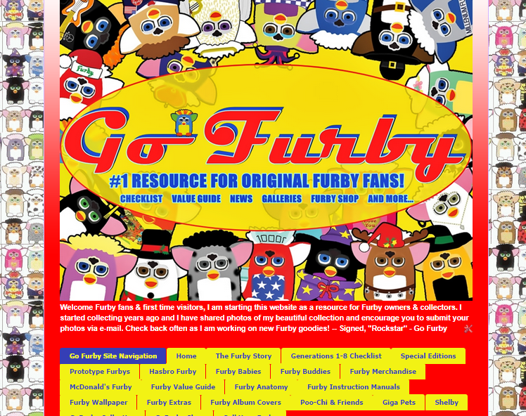 Go Furby- screenshot