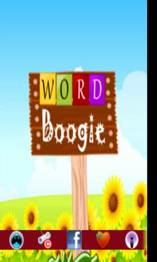 Word Boogle