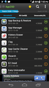 App2SD &App Manager-Save Space - screenshot thumbnail