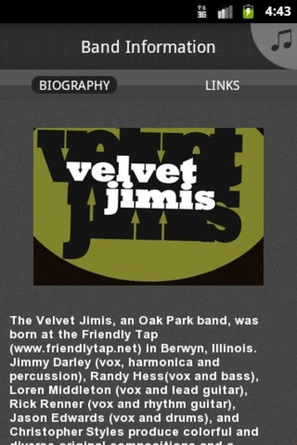 The Velvet Jimis - screenshot