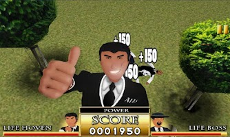 Screenshot of Agent Hoven Security