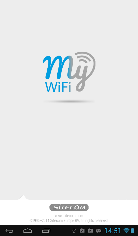 MyWiFi- screenshot