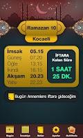 Screenshot of İmsakiye 2015