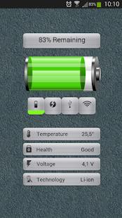 Battery Monitoring- screenshot thumbnail