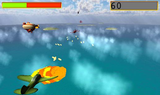 二戰遊戲太平洋 3D