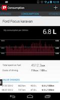Screenshot of Petrol