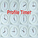 Timed Profiler Free - Schedule icon