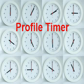 Timed Profiler Free - Schedule