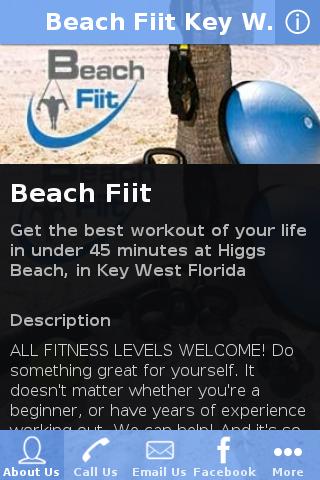 Beach Fiit Key West