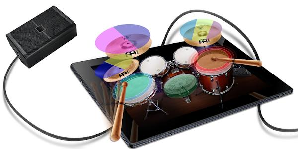 Real Drums Free 2 : Drum set v2.0.6