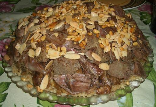 طبخات عربية