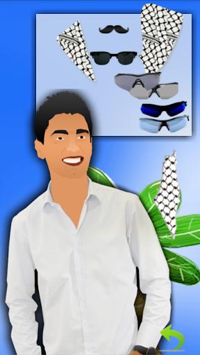 لعبة تلبيس محمد عساف