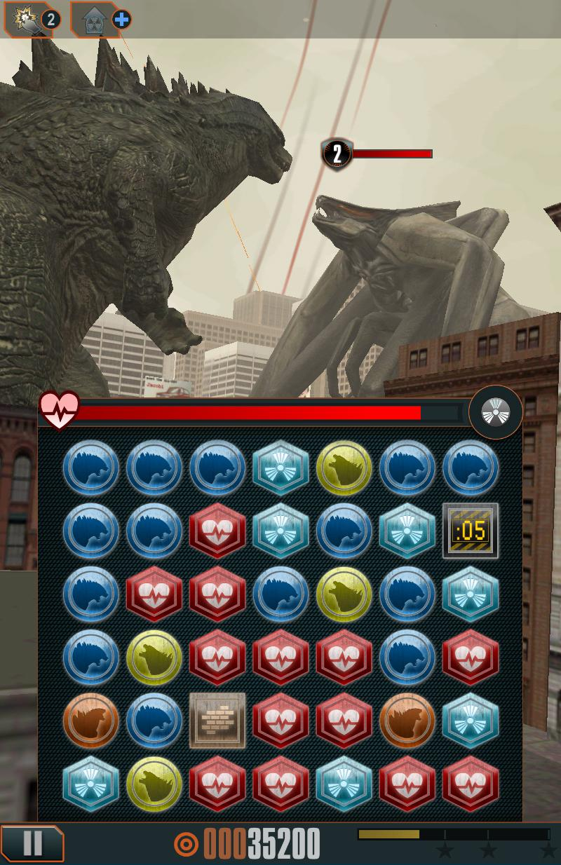 Godzilla - Smash3 screenshot #23