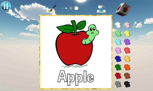 ABC Coloring Town for AYPLUS