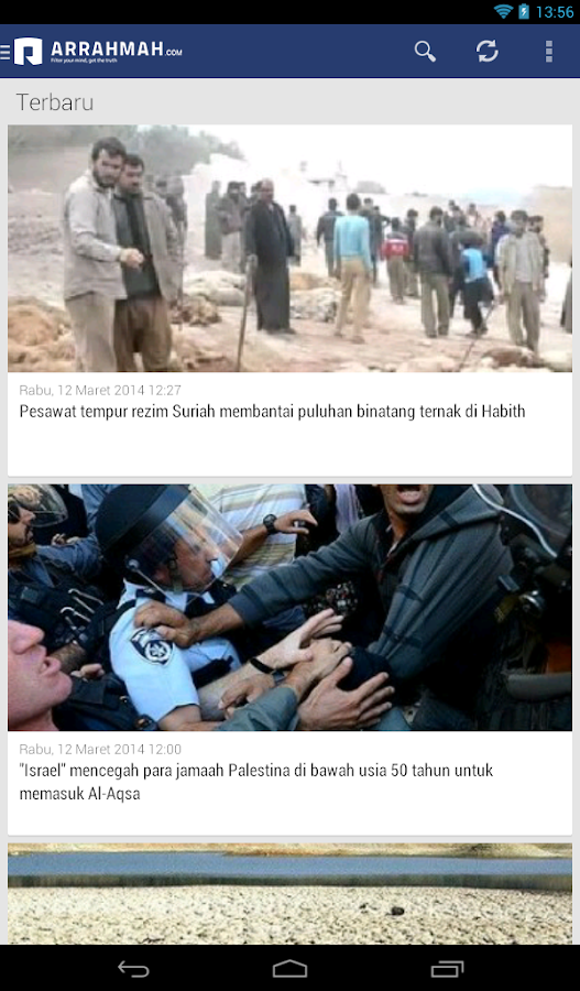 Arrahmah.com- screenshot