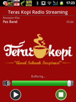 Teras Kopi Radio Streaming