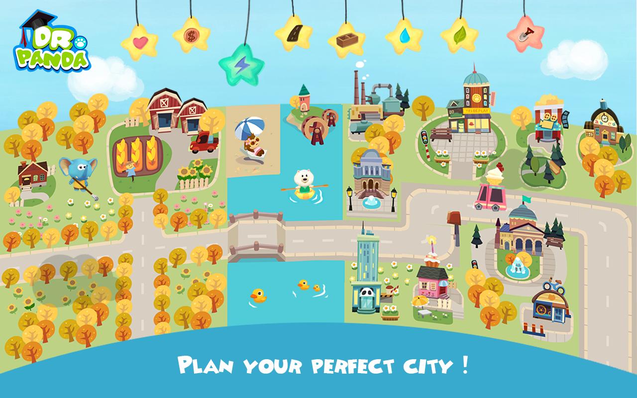 Hoopa City - Free Edition - screenshot