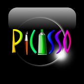 피카소 - 그림판