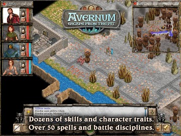 Avernum: Escape From the Pit Screenshot 5
