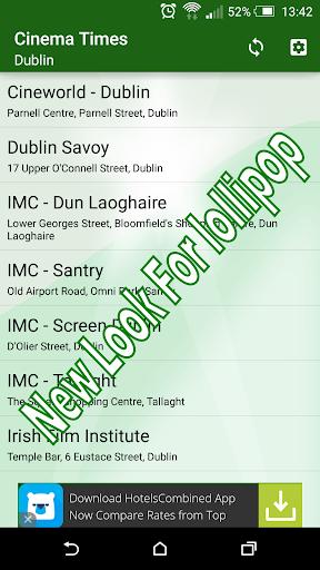Cinema Times Ireland