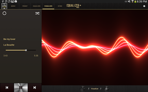 Equalizer + Pro (Music Player) for Android - Latest Version
