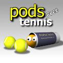 Pods Tennis Free logo