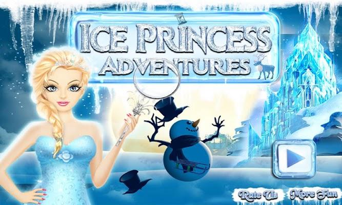 Ice Princess Amusement Park - screenshot