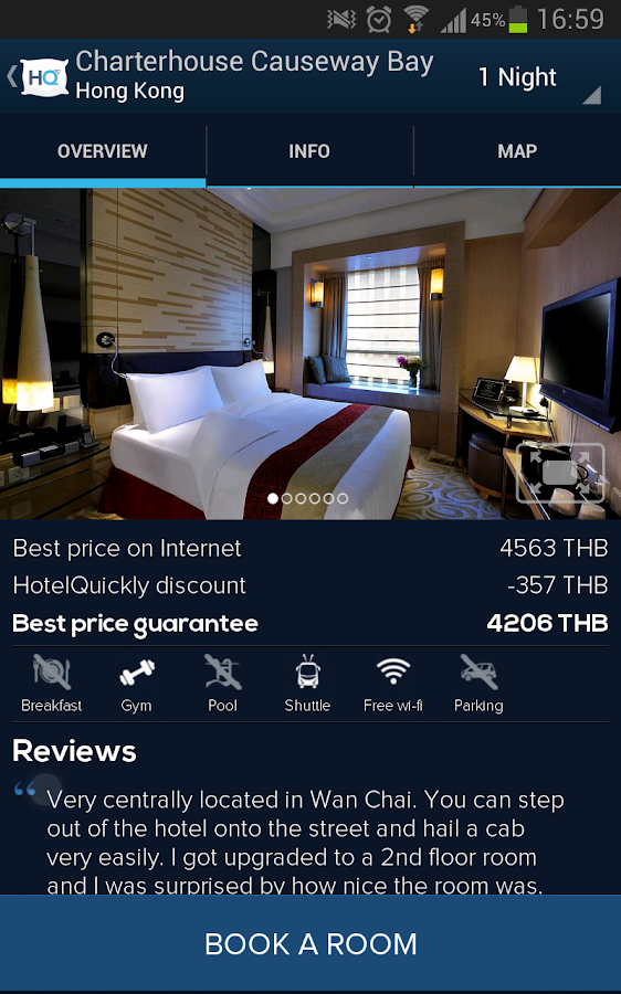 Hotel Quickly - screenshot