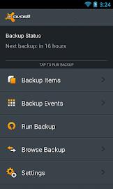 Mobile Backup & Restore Screenshot 2